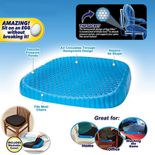 ice pad gel cushion non-slip soft and comfortable outdoor massage office chair carpet