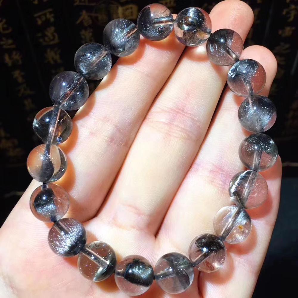 Rutilated Quartz Bracelet