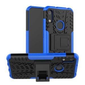 Honor 8A Play 9 8 7 6 5 A C X S Lite Max Holly 2 Cover Case Hybrid Armor Hard PC Plastic Soft TPU Silicone Stand Phone Cove