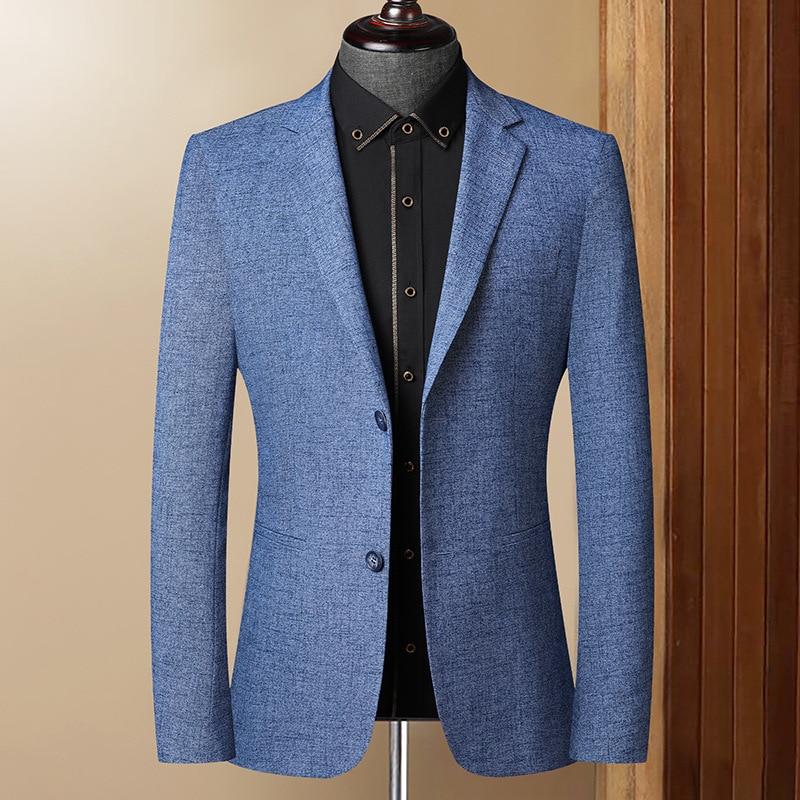 2020 New Style Men Leisure Suit Youth Slim Fit Korean-style Trend Handsome Suit Single West Coat Mens Suits Blazers