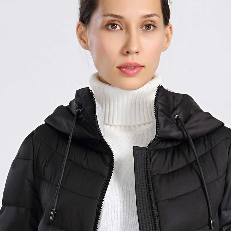 2019 neue Winter Jacke Frauen Plus Größe Langen Dicken Mode Womens Winter Mantel Mit Kapuze Unten Jacken Parka Femme Docero