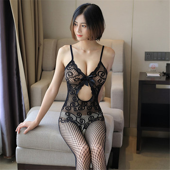 Fishnet Sexy Bodystocking 4