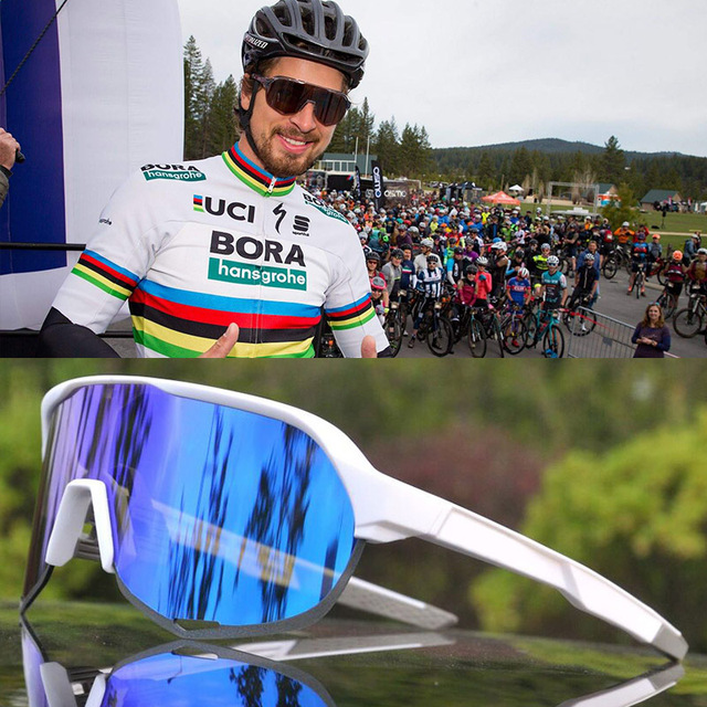 2019 S2 hommes cyclisme lunettes de plein air Sport cyclisme lunettes VTT cyclisme lunettes de soleil Peter unisexe cyclisme lunettes