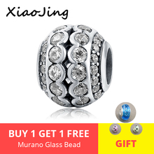 925 Sterling Silver charms Beads with CZ stone Fit authentic pandora Bracelets Pendant Fashion bead Jewelry making for Gifts hot sale 925 sterling silver charms dog footprint beads with cz stone fit pandora bracelets pendant diy jewelry making gifts