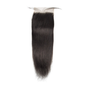Image 5 - brazilian hair extension bundles 8 to 30 40 inch human hair bundles with closure non remy natural straight short long hair weave