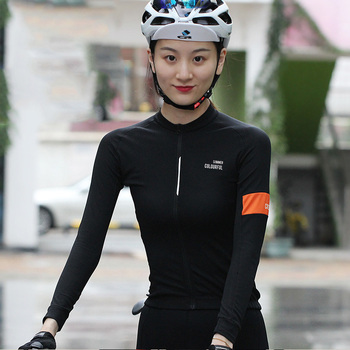 Men's Pro Cycling Jersey Set Women Long Sleeve Quick-dry Bike MTB Riding Equipment Maillot Ropa Ciclismo Cycling Jersey Sets