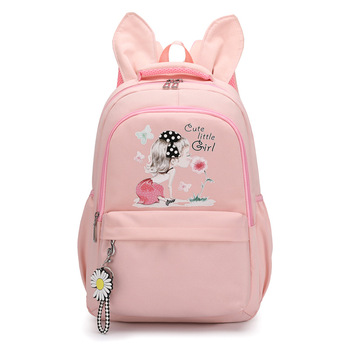 Waterproof School Bags For Girls Boys Children Backpack In Primary School Backpacks schoolbag kids satchel Mochila Infantil Zip kids backpacks lovely school bags for girls primary school student satchel mochila children printing backpack rucksack schoolbag