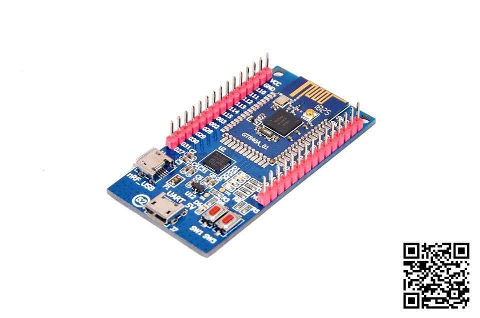 NRF52840 Placa de desarrollo BREAKOUT Bluetooth 5 malla ZIGBEE Bluetooth bajo consumo de energía