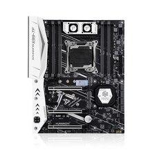 HUANANZHI X99 supporto slot per scheda madre con dual M.2 NVME sia DDR3 e DDR4 LGA2011 3