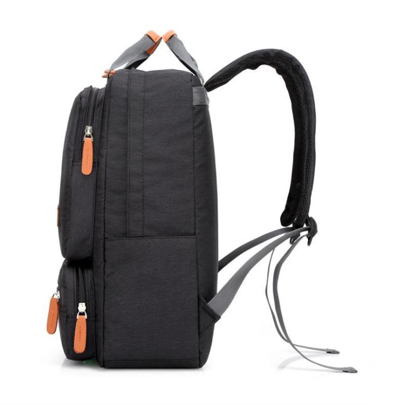 Мужской рюкзак, повседневный деловой рюкзак для ноутбука, легкий 15,6-дюймовый рюкзак для ноутбука, противокражный рюкзак, дорожный рюкзак, с...