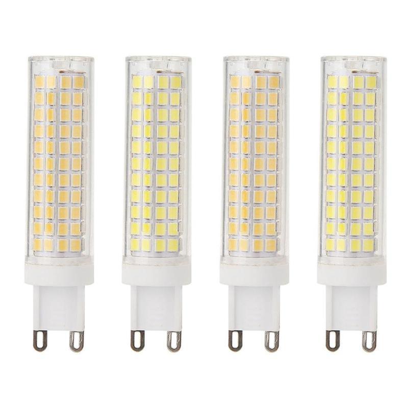 G9 LED Bulb 15W 1500LM SMD 2835 110V/220V Dimmable Corn Light Ceramics Lamp