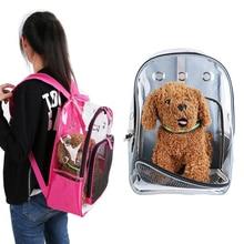 Backpack Pet Handbag Dog-Carrier-Bag Pet-Bag Puppy-Carrying Cats Shoulders Adjustable
