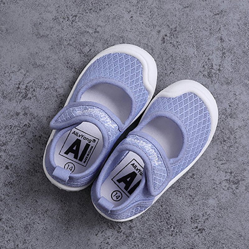 1-7Y Baby Shoes Breathable Toddler Boy Girl Shoes Soft Comfortable Infant Sneaker Brand Child Shoes