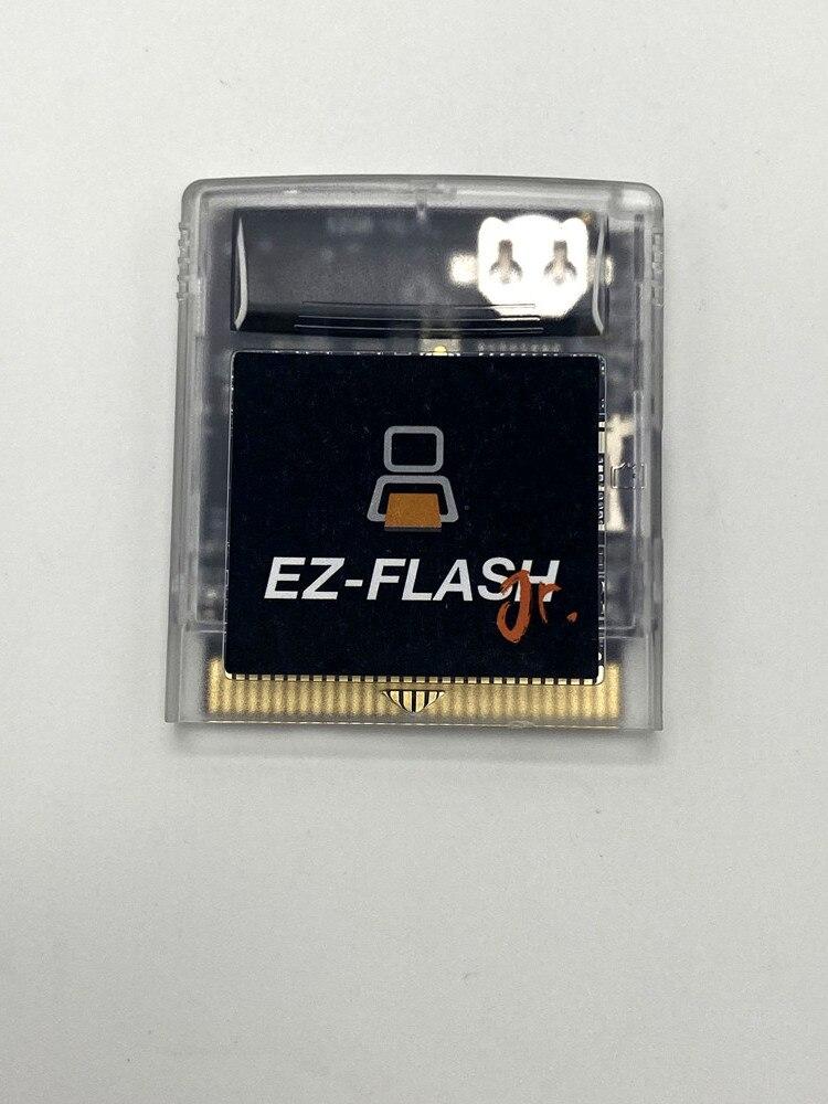 EZGB EZ-FLASH Junior GB GBC Custom Game Cartridge Remix Game card for GAMEBOY DMG DMG