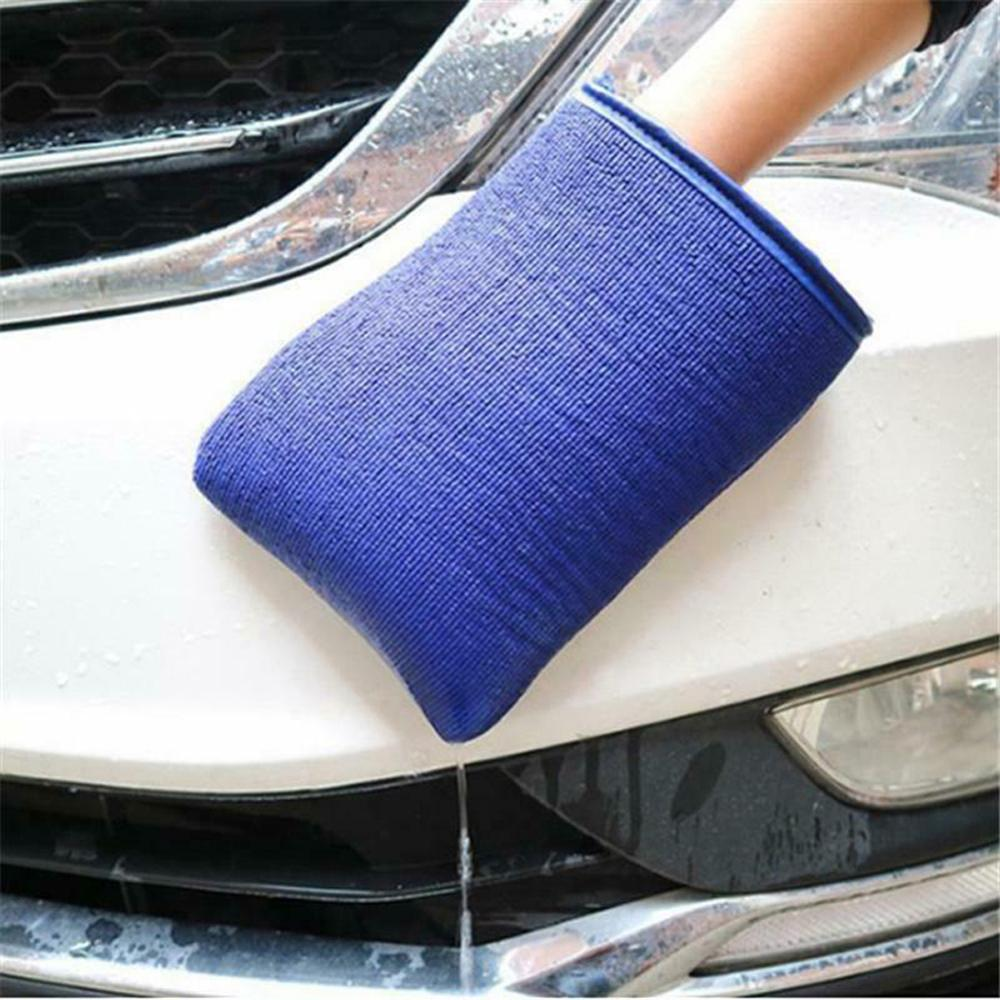 Auto Car Washing Clay Mitt Surface Decontamination Glove Towel Bar for Car Detailing Auto Care Car Wash Gloves image
