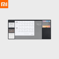 Xiaomi Mi Fizz Gaming Mouse Mat Office Table Multi Pad Gamer Xiomi Softwood Cushion Non-slip Wearable Desk File Organizer Memo