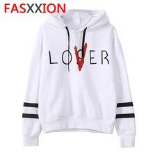 pennywise Hoodies Loser Lover man/women Unisex It Movie Sweatshirt