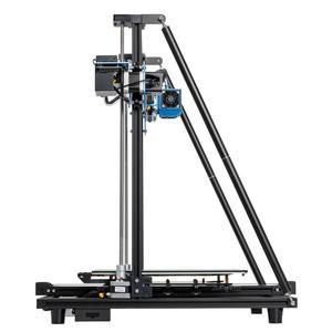 Image 5 - CREALITY CR 10 de actualización 3D para impresora V2, tamaño de impresora 300x300x400mm, placa base silenciosa, hoja de impresión con fuente de alimentación Mean well