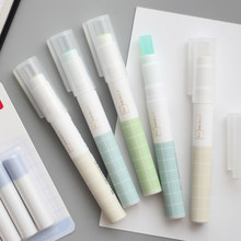 Yoofun vente en gros rapide sec bâton de colle couleur gelée solide colle stylo forme bâton de rechange recharge créative bricolage étude et fournitures de bureau