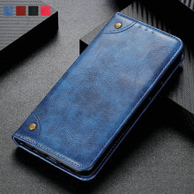 For OPPO Realme 5 Pro Case Luxury Wallet