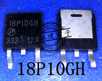1Pieces New Original AP18P10GH-HF 18P10GHTO-252 APEC MOS In Stock Real Picture image