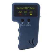 Leitor RFID 125Khz ID card copy clone tags EM4100 EM ID Card Reader Proximity Sensor Inteligente USB para porta controle de acesso