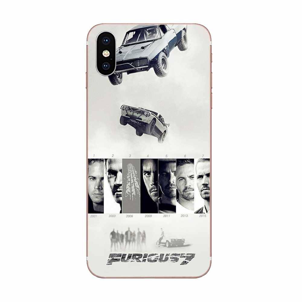 De Snelle en de Furious Paul Speciale Aanbieding Luxe Voor Apple iPhone 4 4S 5 5C 5S SE 6 6S 7 8 Plus X XS Max XR