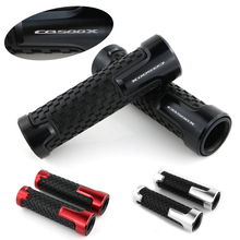 CNC Accessories Rubber Racing Motorcycle Handle Handlebar Hand Bar Grip For Honda CB500X