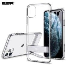 ESR Phone Case for iPhone 11 Pro 11Pro Max 2019 Metal Kickstand Vertical Soft TPU Bumper Stand Brand Cover