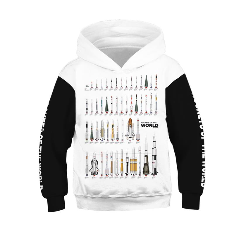 Galaxy Lion Hoodie for Boys Girls Fashion Child Sweatshirt 3D Printing Sweater Soft Long Sleeve Cool Hoodies 7-8 Years