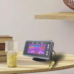 Image 5 - Hoge Precisie Digitale Auto Thermometer Dc 9V 36V Universele Led Water Temperture Gauge Meter Met Sensor Gratis verzending