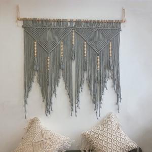 1pcs Large Macrame Tapestry Wa
