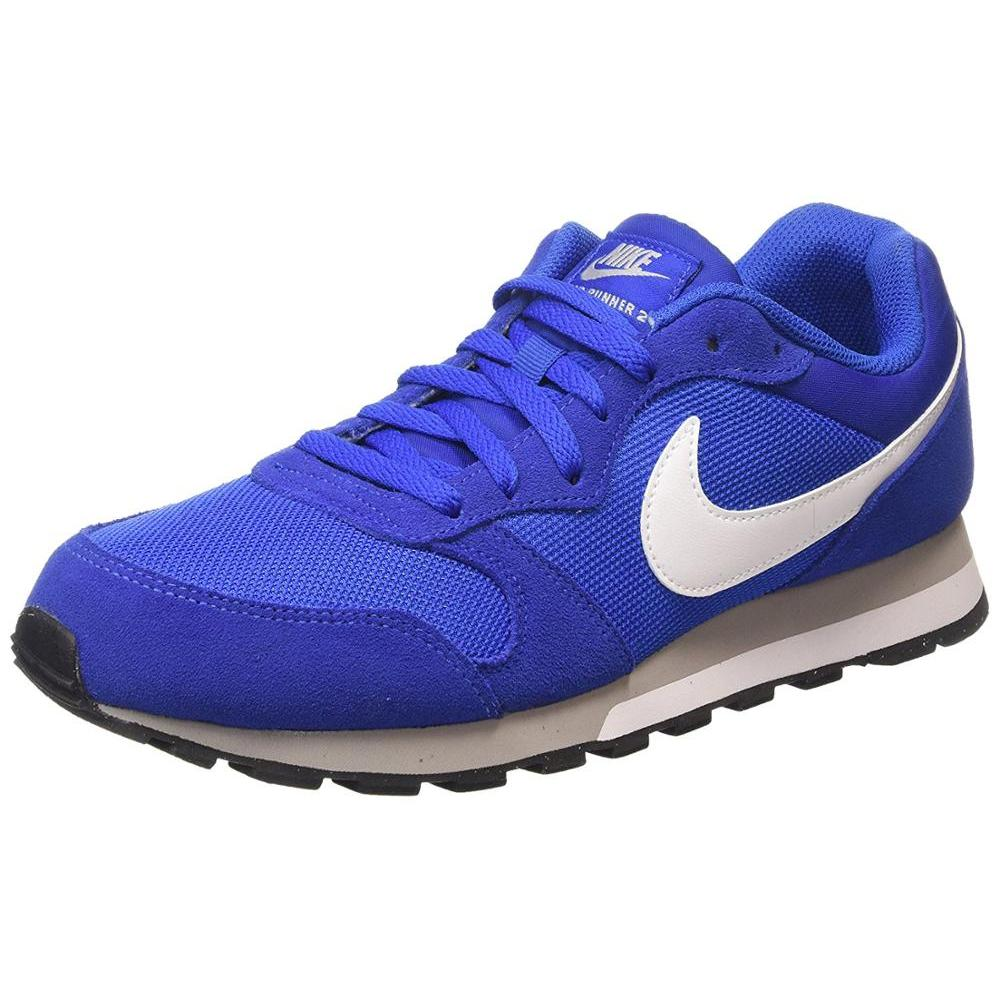 Nike Md 2 Runner Casual Shoes For Man And Woman Blue Color Retro Running Shoes Lifestyle Urban Shoes Fashion Streetstyle Running Shoes Aliexpress