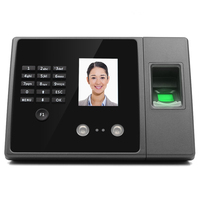 Face20 Time Attendance Management System Face Recognition Fingerprint Password Biometric Device Facial Recognition