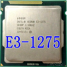 Intel Xeon Processor Properly E3 1275 Quad-Core LGA1155 Desktop-Cpu Can-Work