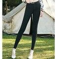 Женские прямые эластичные брюки-Капри размера плюс, новые тонкие джеггинсы, обтягивающие брюки, Повседневная летняя одежда 2021