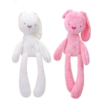 Nuevo estilo de peluche, bonito Peluche de conejo, oso, juguetes de animales para bebés, muñecas confortables para niños, regalo bonito de cumpleaños para niños