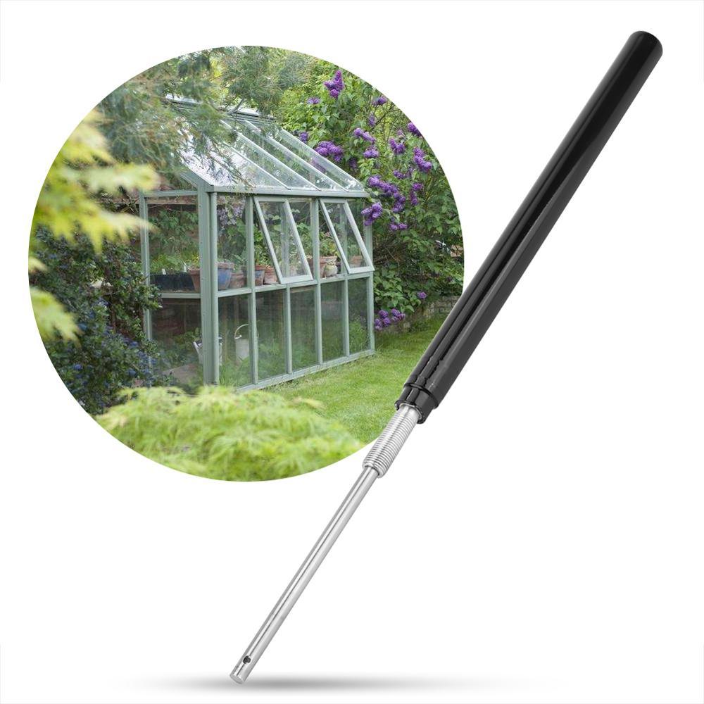 Toit de jardin solaire sensible à la chaleur automatique Thermo serre évent ouvre-fenêtre automatique agricole fenêtres ouverture en gros