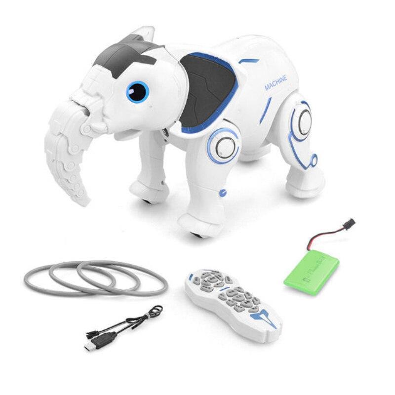 controle remoto elefante rc robo interativo criancas 04