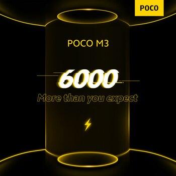Смартфон глобальная версия POCO M3, 4 Гб, 128 ГБ 5