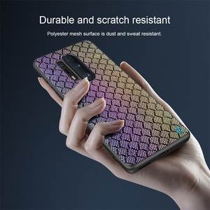Image 2 - For OnePlus 8 Pro Case OnePlus 8 Cover NILLKIN Twinkle Case Polyester Mesh Reflective Protector Back Cover for One Plus 8 Pro