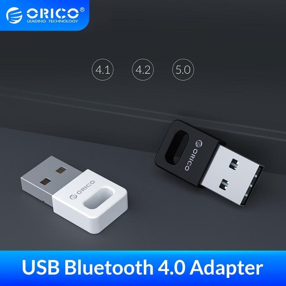 ORICO USB Bluetooth Adapter 4,0 Tragbare Unterstützung aptX Bis zu 20M Bluetooth 4,0 Adapter für PC Computer Lautsprecher Wireless maus