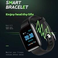 2019 inteligentny zegarek mężczyźni tętno tracker do monitorowania aktywności fizycznej wodoodporny ekran dotykowy smartwatch kobiet zegarek sportowy dla android ios
