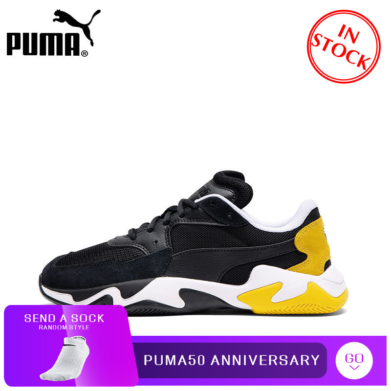 PUMA Storm Adrenaline Sports Shoes Men And Women Shoes Neutral Casual Shoes New 2019 Comfortable Wearable