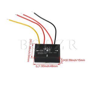 Image 5 - Siyah 6 12VDC XD 622 On/Off dokunmatik anahtarı LED lamba ampulü İzole sensör 20 paket