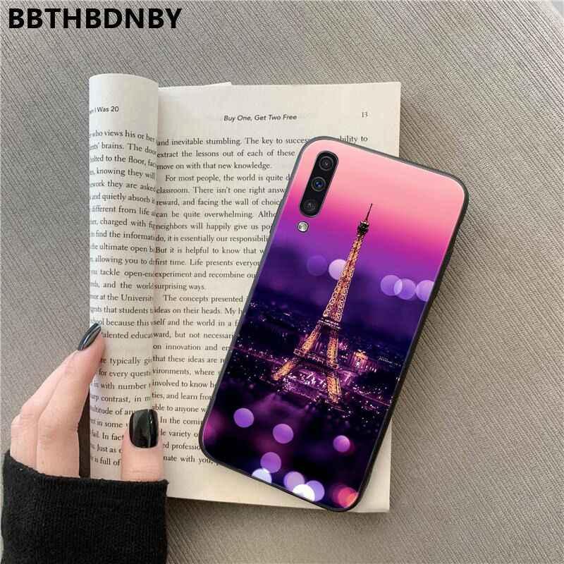 Caso de telefone TPU Macio Silicone Case Capa Do Telefone Para Samsung Nota 3 4 5 7 8 9 10 Pro A7 2018 A10 A40 A50 A70 J7 2018