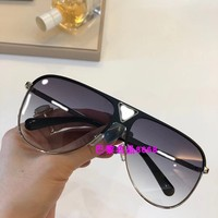 K0812 2019 luxury Runway sunglasses men brand designer sun glasses for women Carter glasses