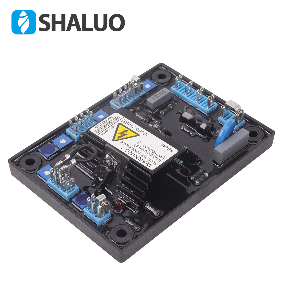 AS440 один 3 фазы Напряжение регулятор универсальный адаптер переменного тока в постоянный ток дизель-генератора AVR управляемого Электрический Мощность контроллер модуль
