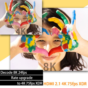Image 5 - transpeed 8K Android 10.0 TV Box 1000M wifi Bluetooth 4.1 Amlogic S905X3 Dual Wifi 1080P 4 Youtube Set Top Box Google Voice