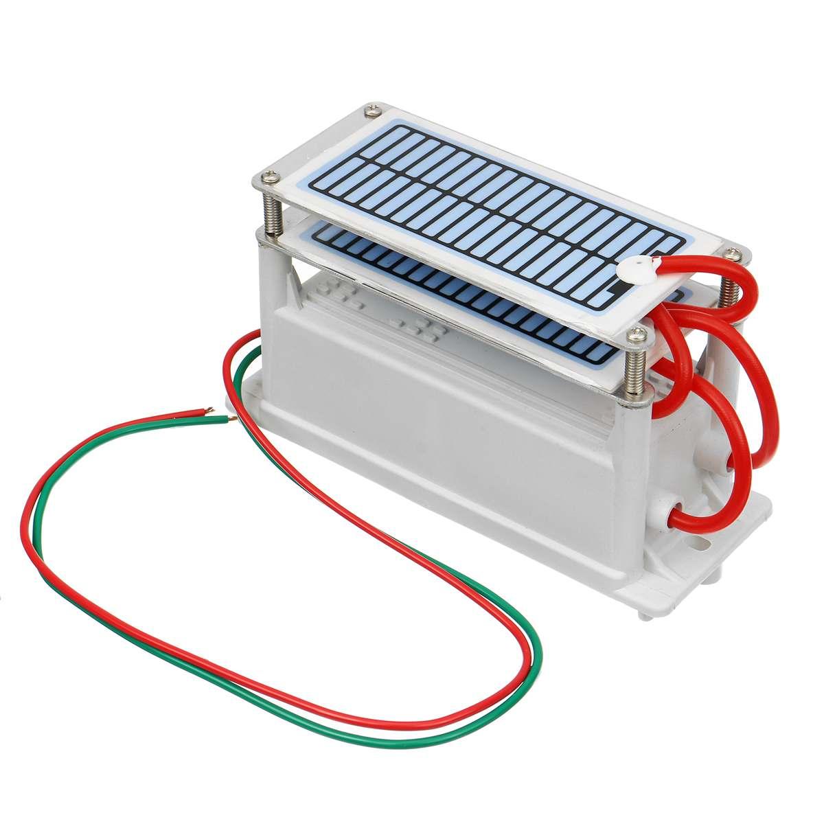 Generator ozonu 24 g/h lodówka zmywarka ozonizator oczyszczacz wody i powietrza aktywny sterylizator tlenu sterylizacja eliminuje zapach